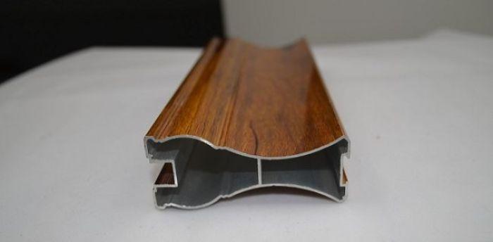 Báo giá cửa nhôm Xingfa màu vân gỗ nhập khẩu tem đỏ