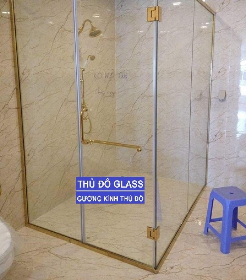 Vì sao vách kính nhà tắm được nhiều người lựa chọn sử dụng hiện nay?