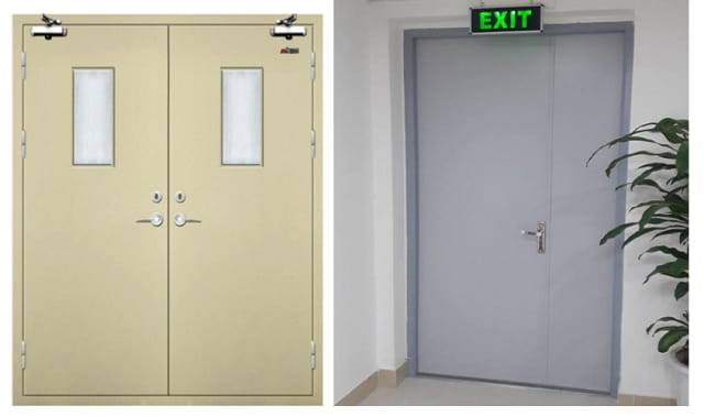 Tuổi thọ sử dụng cửa lâu nhờ khả năng chống bay màu và chống va đập